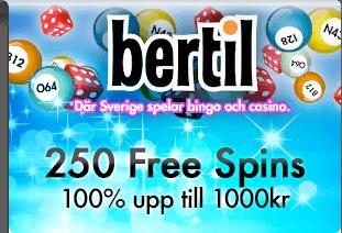 Bertil Casino utvald bild
