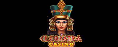 Cleopatra Casino Logga