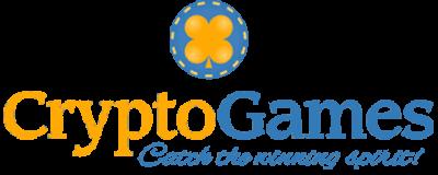 Crypto Games Logga