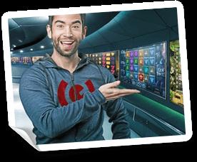 free spins på Guts casino