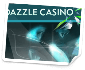 lojalitet på Dazzle casino